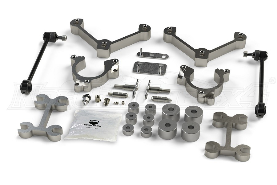Teraflex 1.5in Performance Spacer Lift Kit  - Jeep Renegade/Compass
