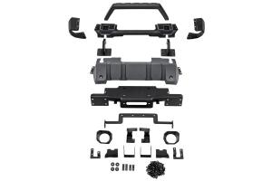 Rugged Ridge Venator Stubby Front Bumper Overrider  - JT/JL