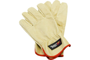 Rugged Ridge Recovery Gloves, Leather  (Part Number: )