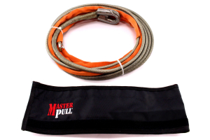 Master Pull Superline XD Winchline w/Stainless Tube ( Part Number: XD08050)