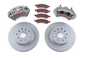 Teraflex Big Brake Kit Front, Plain - JK