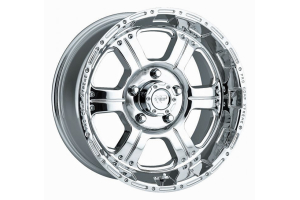 Pro Comp Series 1069 Wheel Polished Alloy 16x8 5x4.5 (Part Number: )
