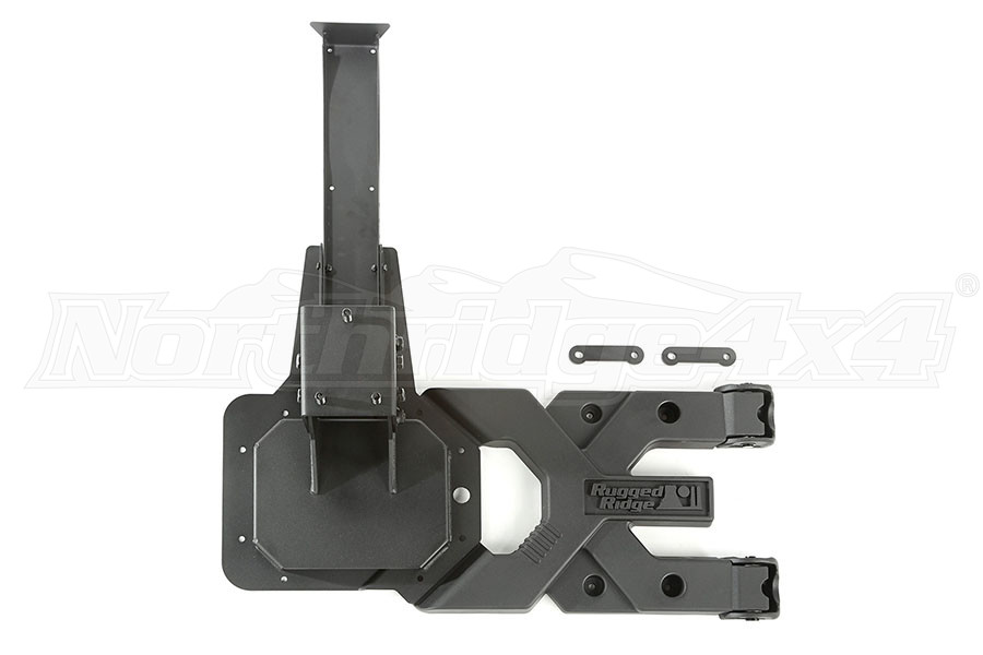 Rugged Ridge HD Tire Carrier Kit (Part Number:11546.50)