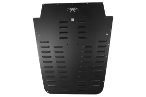 Poison Spyder Hood Louver Black ( Part Number: 17-53-010-PC)