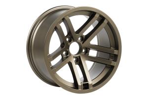 Rugged Ridge Jesse Spade Wheel, Bronze - 17X9 5x5 - JT/JL/JK