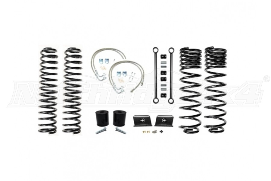 EVO Manufacturing 2.5in Enforcer Lift Kit, Stage 1 - JT