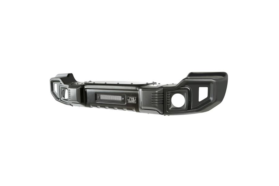 Rugged Ridge Spartacus Front Bumper, Black (Part Number:11544.01)