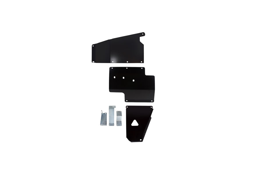 Synergy Manufacturing Skid Plate System Black (Part Number:5711-BK)