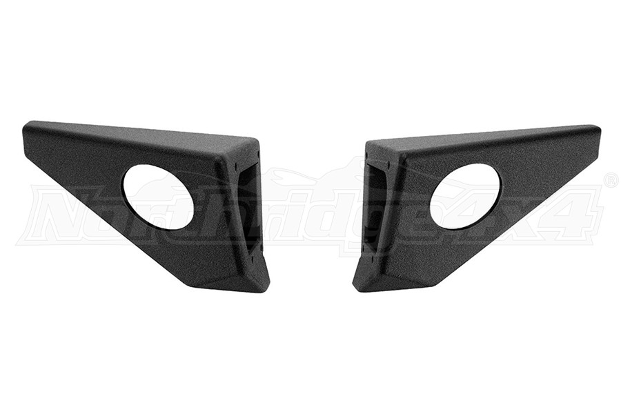 Body Armor PRO-Series Bumper Wings W/ Light Pockets (Part Number:JK-19536-WR)