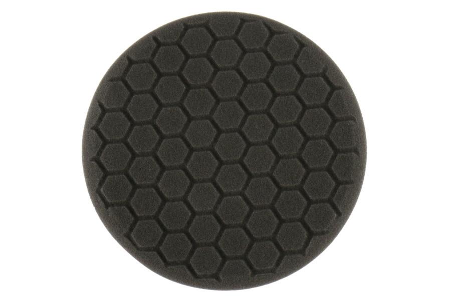 Chemical Guys Black Hex-Logic 7.5in Finishing Pad
