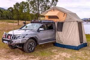 ARB Simpson III Tent with Annex (Part Number: )