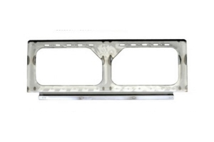 EVO Manufacturing Bed Rack Right Side Panel - Bare  - JT