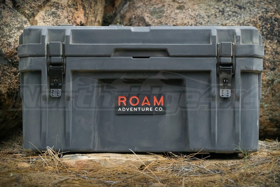 Roam Rugged Case - Black, 52L