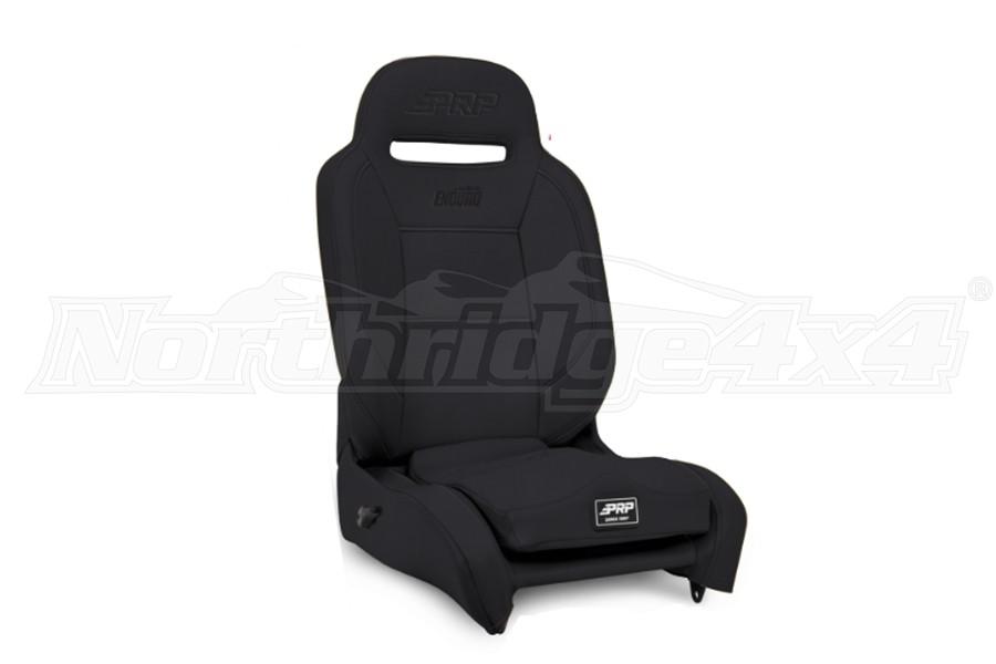 PRP Seats Enduro Elite Reclining Seat Black Vinyl