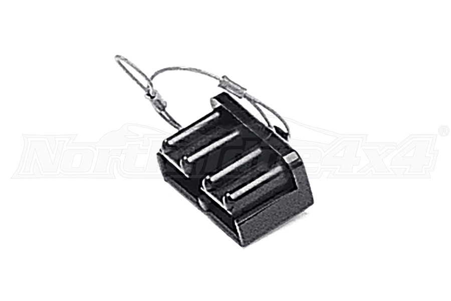Warn Quick Connect Plug Dust Cover (Part Number:69847)