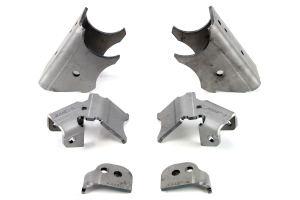 Artec Industries Control Arm Brackets w/Skids Rear Lower - JK