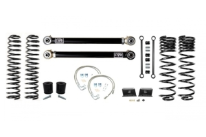 EVO Manufacturing 2.5in Enforcer Lift Kit, Stage 2 - JT