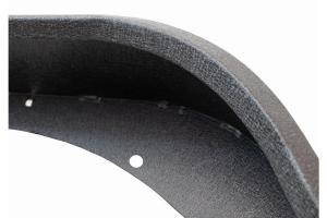 Fishbone Offroad Elite Rear Tube Fenders - Steel - JT