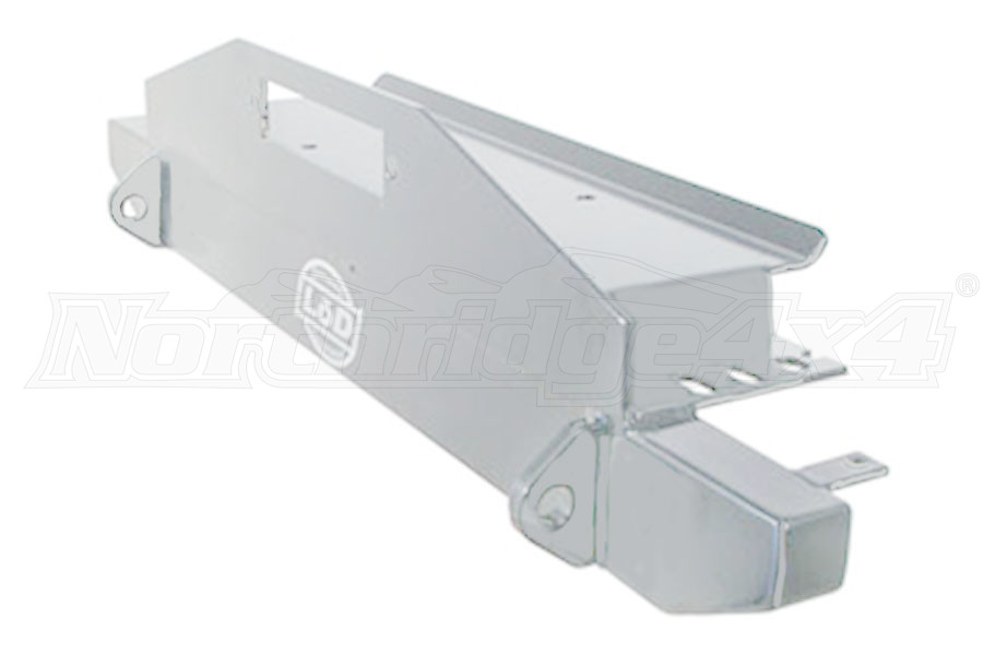 LOD Shorty Front Winch Bumper Bare Steel (Part Number:JFB9645)