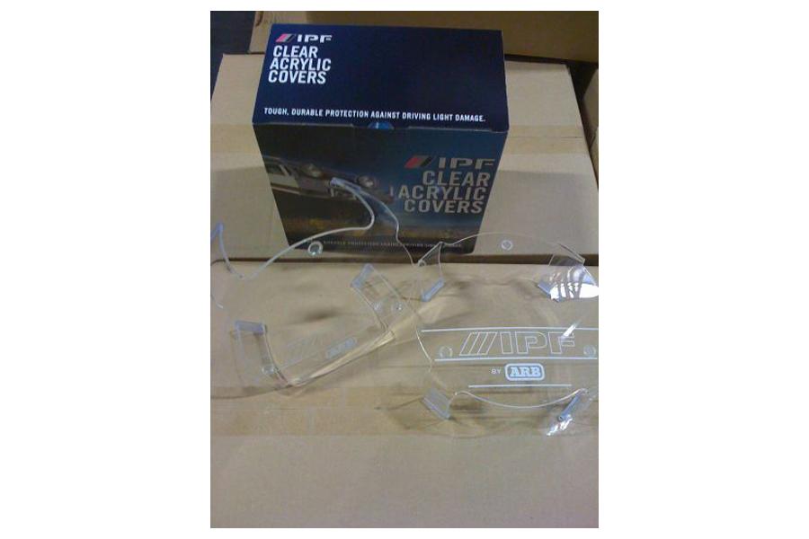 ARB IPF 900XSLight Acrylic Clear Lens Cover (Part Number:900XSCC)
