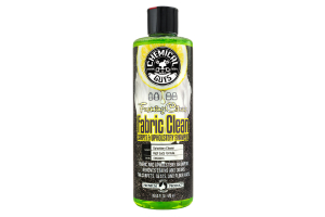 Chemical Guys Foaming Citrus Fabric Clean Carpet & Upholstery Shampoo Odor Eliminator - 16 oz