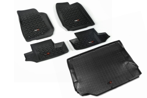Rugged Ridge Floor/Cargo Liner Package - JL/JK