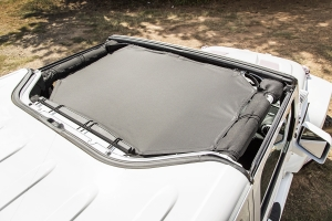 Rugged Ridge Total Eclipse Hard Top Shade  - JK
