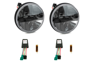 Truck-lite Heated Headlights & Pulse Width Modulation Adapter Harnesses ( Part Number: 27275C-96830-KIT)
