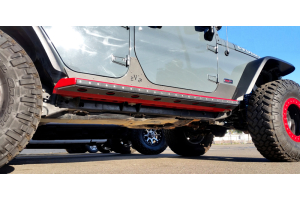 EVO Manufacturing Pro Series Boatside Bombers - JK 4DR