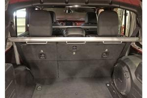 Rock Hard 4x4 Rear Bench Harness Bar  - JL 4Dr