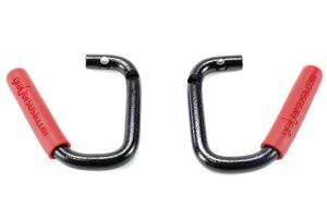WD Automotive Grabars Front Red - JK