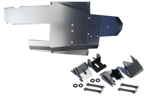 Rock Hard Complete BellyPan Skid Plate w/ Front and Rear Lower Control Arm Skids (Part Number: )