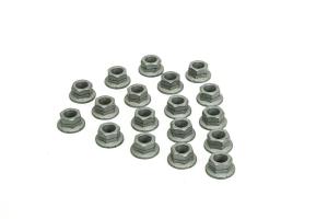 Hutchinson Rock Monster Beadlock Wheel Silver w/Silver Cap 17x8.5 5x5 - JT/JL/JK
