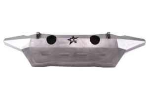 Crawler Conceptz Ultra Series Full Width Front Bumper w/Tabs Bare (Part Number: )
