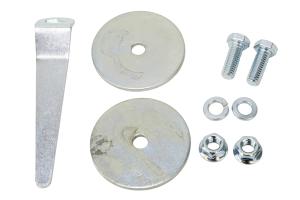 Teraflex Rear Lower Spring Retainer Kit  (Part Number: )