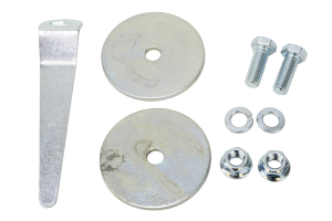 Teraflex Rear Lower Spring Retainer Kit  ( Part Number: 4954300)