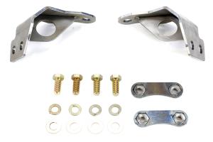Poison Spyder Rear Bumper Brace Kit - LJ/TJ