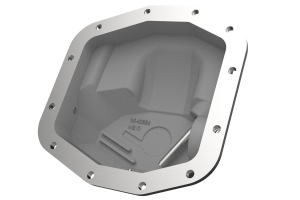 aFe Power Pro Series Front Differential Cover Black w/Oil, Black (Part Number: )