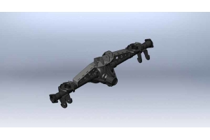 Clayton Rear Axle Truss (Part Number: 1206010)