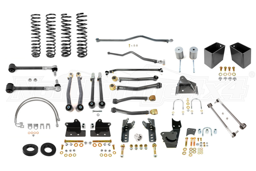 Synergy Manufacturing Stage 3 Suspension System 4.5in Lift 4dr (Part Number:8043-45)