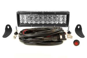 Rigid Industries E Series Light Bar Flood/Spot 10in (Part Number: )