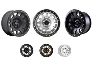 Method Race Wheels Beadlock Wheels Package (Part Number: )