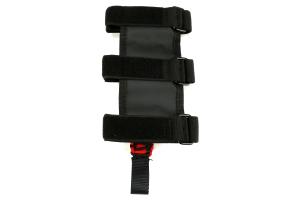 Bartact Paracord Grab Handles Black/Red ( Part Number: TAOGHUPBR)