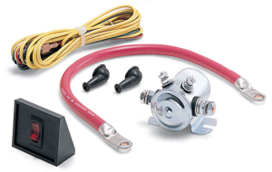 Warn Power Interrupt Kit ( Part Number: 62132)