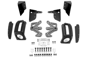 AEV Front Bumper Mounting Kit (Part Number: )