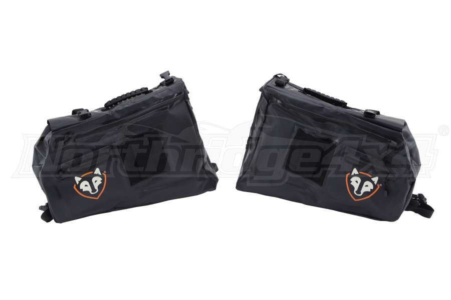 Rightline Gear Side Storage Bag Black (Part Number:100J75-B)