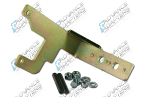 Advance Adapters Transfer Case Shifter Relocation Bracket ( Part Number: 715542)