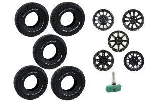 Pro Comp Wheel and BFGoodrich Tire Package ( Part Number: BFG-PKG)
