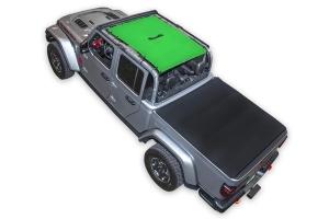 SpiderWebShade JT4D Shade Top - Green - JT
