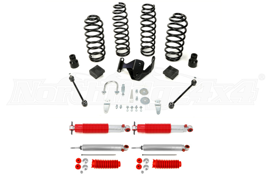 Teraflex Suspension 2.5in Basic Lift Kit - JK